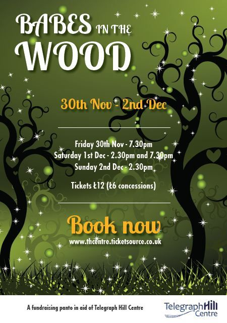 Panto – Babes in the Wood
