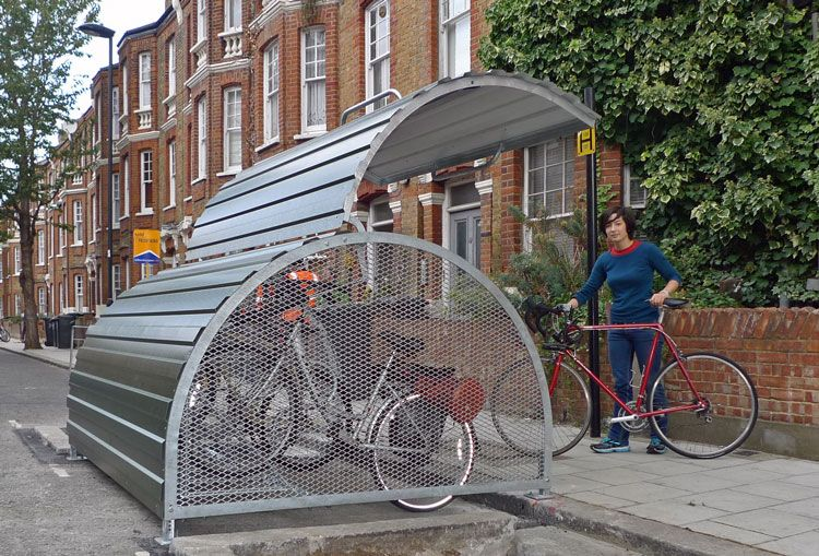Homes for Bikes