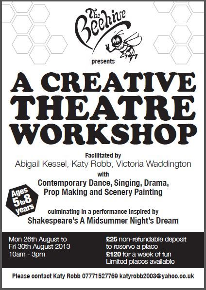 Creative_Theatre_Workshop_Telegraph_Hill_Centre