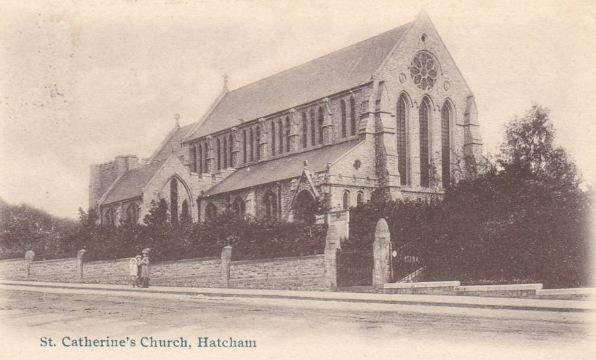 St Catharine's Church, Hatcham