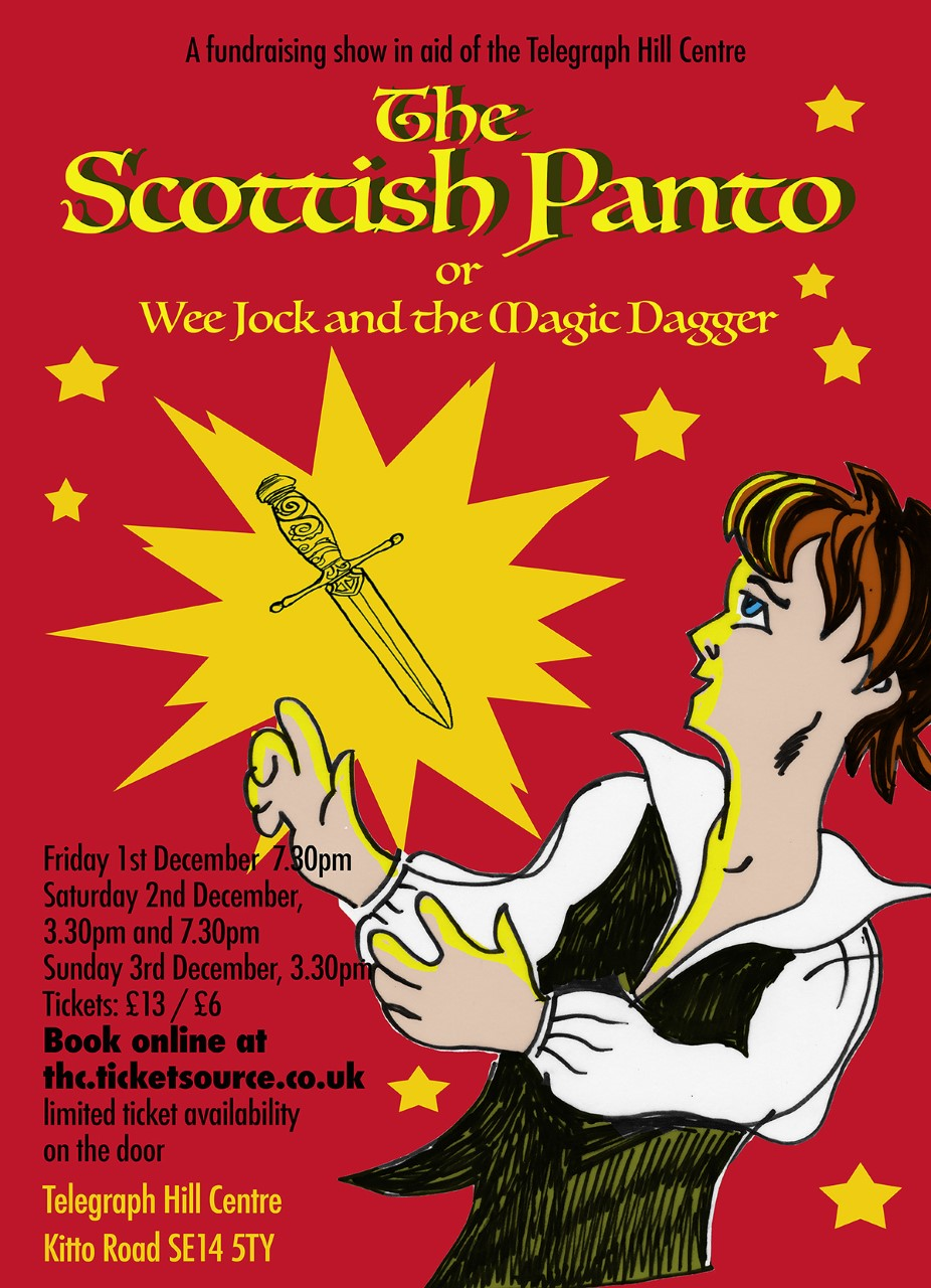 The Scottish Panto (or Wee Jock and the Magic Dagger)