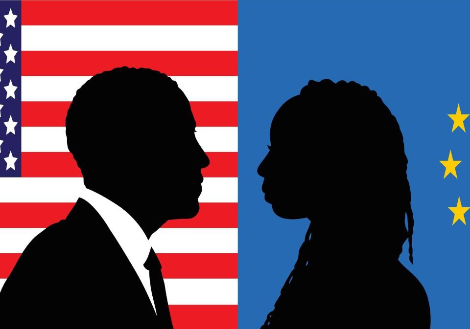 Obama and Me