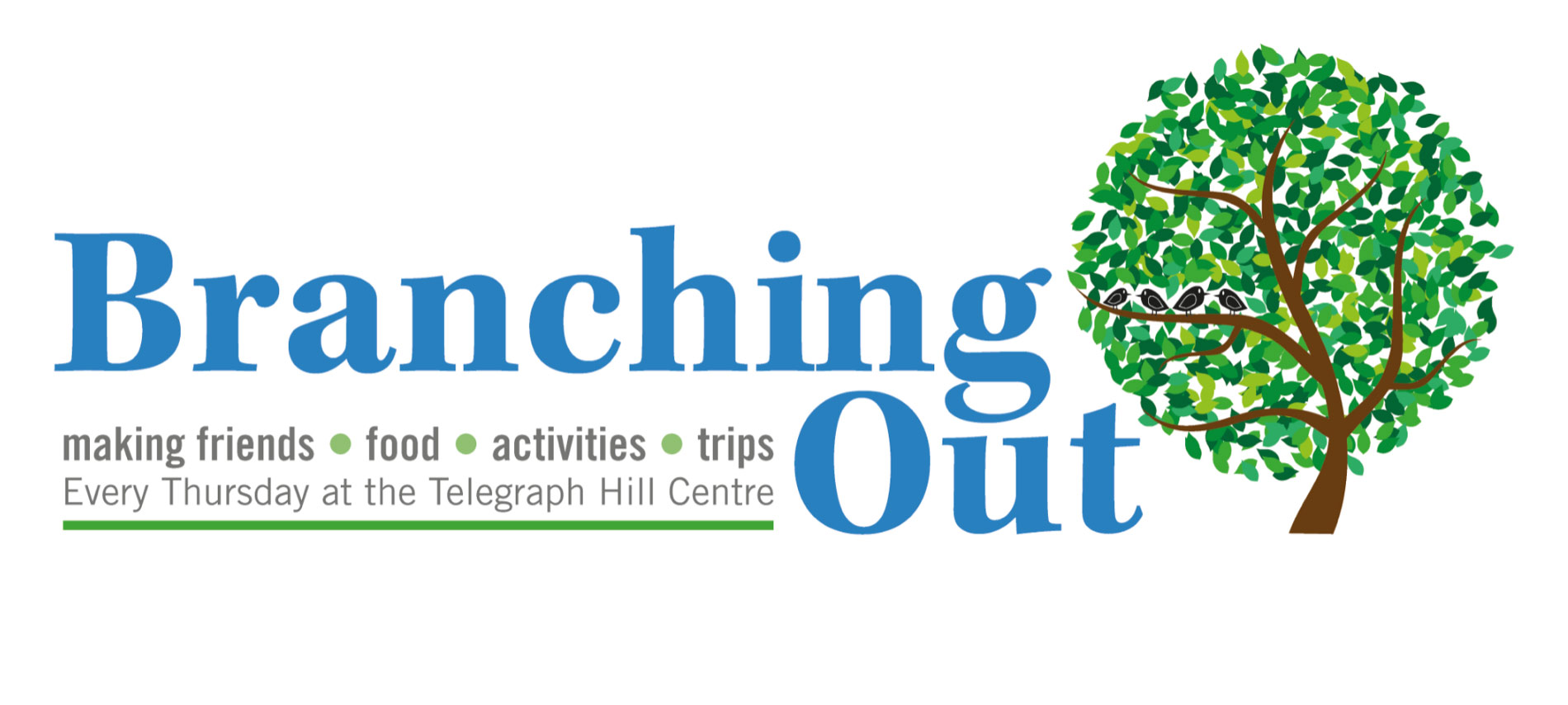 New Branching Out Activities