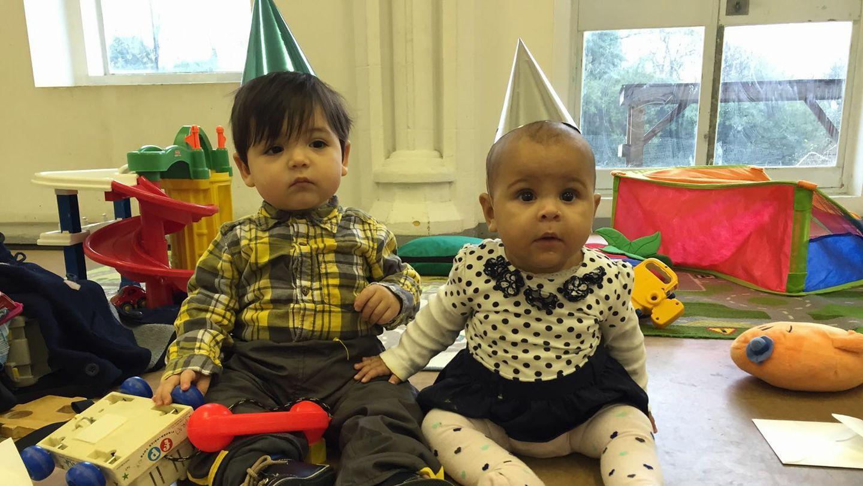 New Cross Bumps, Babies and Tots