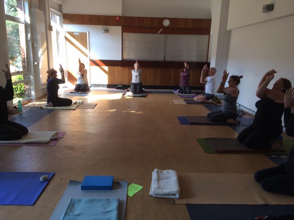 Iyengar Yoga for Health