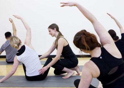 Ankor Pilates – Friday